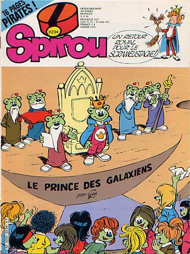 Le journal de Spirou 2234 - 2234