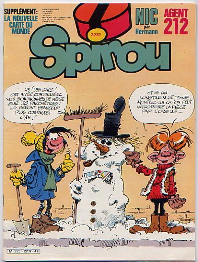 Le journal de Spirou 2237 - 2237