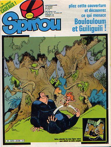 Le journal de Spirou 2238 - 2238