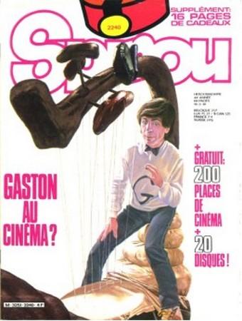 Le journal de Spirou 2240 - 2240