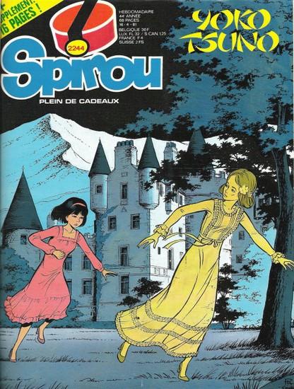 Le journal de Spirou 2244 - 2244