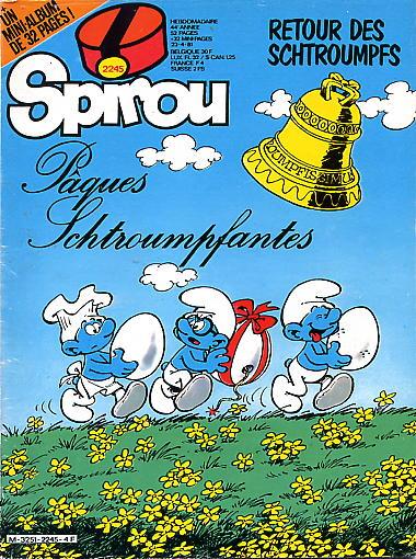 Le journal de Spirou 2245 - 2245