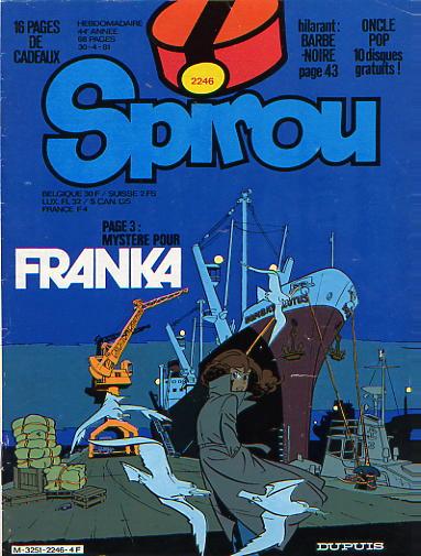 Le journal de Spirou 2246 - 2246