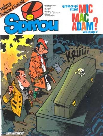 Le journal de Spirou 2251 - 2251