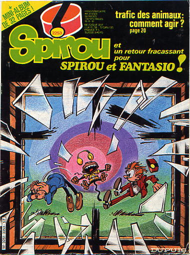 Le journal de Spirou 2253 - 2253