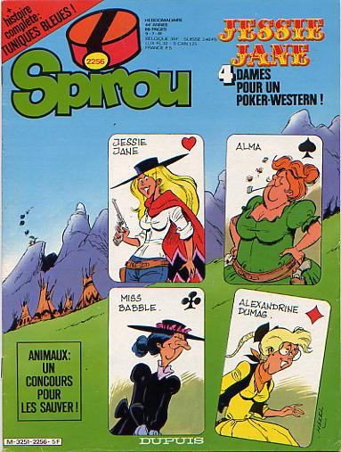 Le journal de Spirou 2256 - 2256