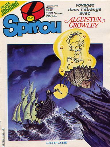 Le journal de Spirou 2263 - 2263