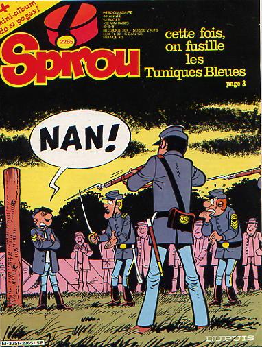 Le journal de Spirou 2265 - 2265