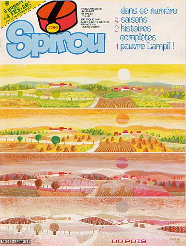 Le journal de Spirou 2266 - 2266