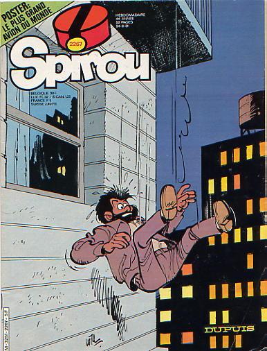 Le journal de Spirou 2267 - 2267