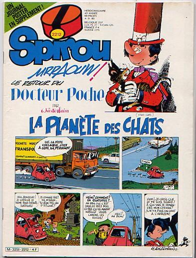 Le journal de Spirou 2212 - 2212