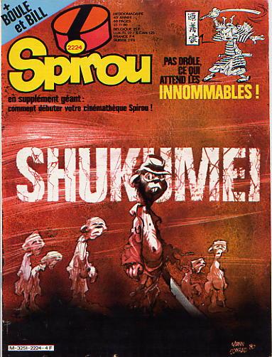 Le journal de Spirou 2224 - 2224