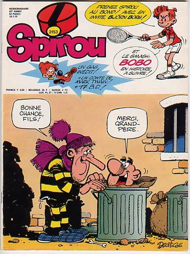 Le journal de Spirou 2153 - 2153