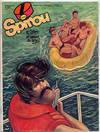 Le journal de Spirou 2160 - 2160