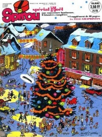 Le journal de Spirou 2175 - Spécial Noël