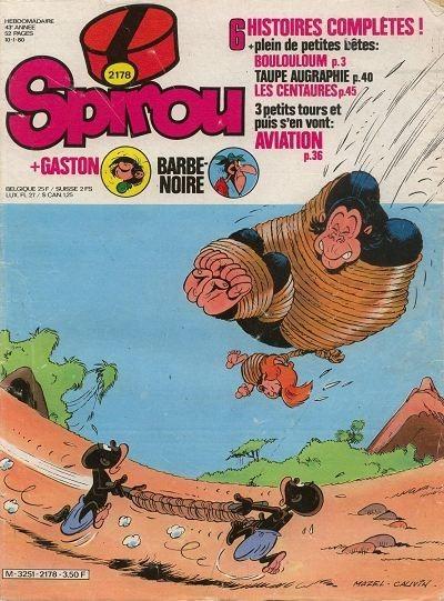 Le journal de Spirou 2178 - 2178