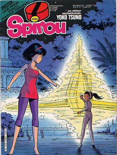 Le journal de Spirou 2189 - 2189