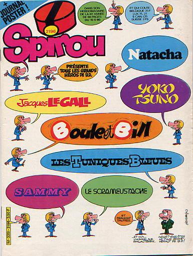 Le journal de Spirou 2196 - 2196