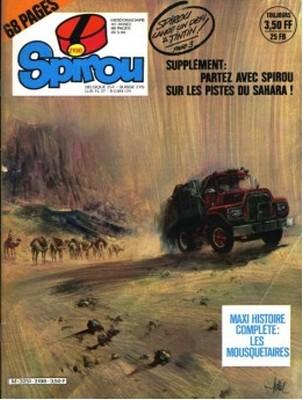Le journal de Spirou 2198 - 2198