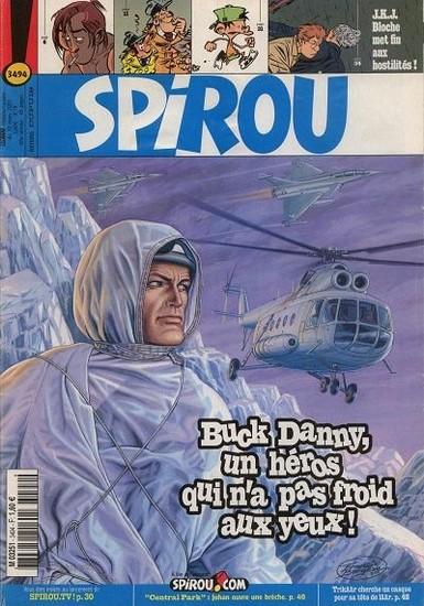 Le journal de Spirou 3494 - 3494