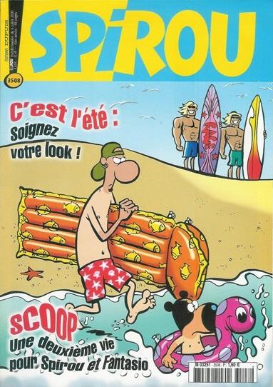 Le journal de Spirou 3508 - 3508