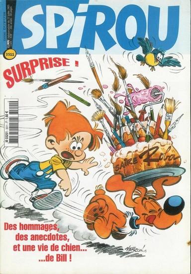 Le journal de Spirou 3511 - 3511