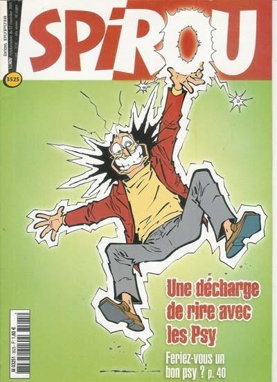 Le journal de Spirou 3525 - 3525