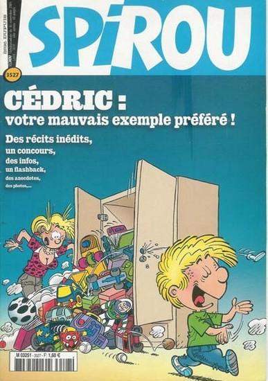 Le journal de Spirou 3527 - 3527