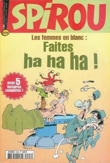Le journal de Spirou 3528 - 3528