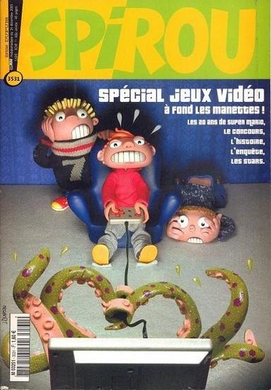 Le journal de Spirou 3531 - 3531