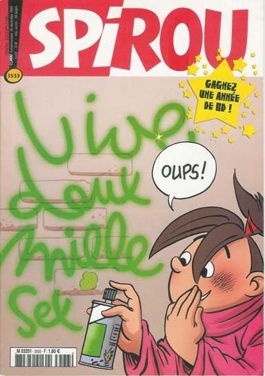 Le journal de Spirou 3533 - 3533