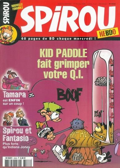 Le journal de Spirou 3538 - 3538