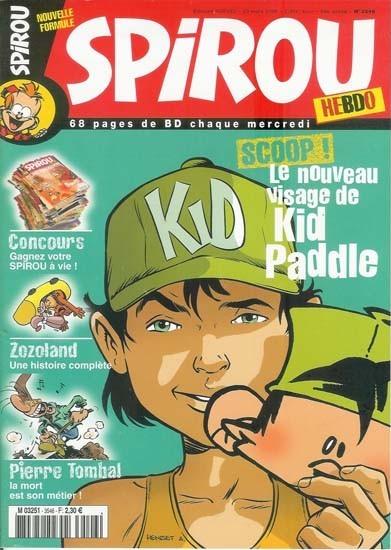 Le journal de Spirou 3546 - 3546