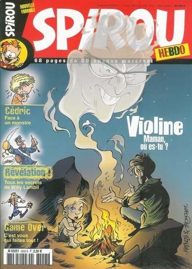 Le journal de Spirou 3553 - 3553