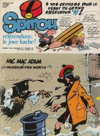 Le journal de Spirou 2133 - 2133
