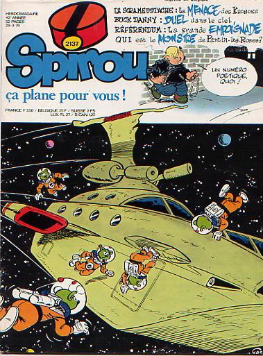 Le journal de Spirou 2137 - 2137