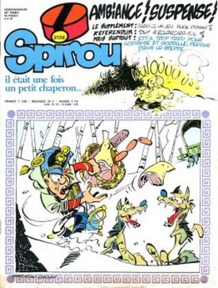Le journal de Spirou 2138 - 2138