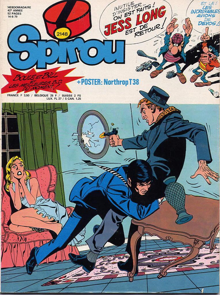Le journal de Spirou 2148 - 2148