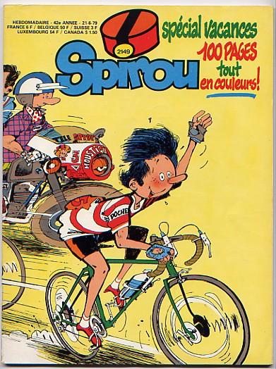 Le journal de Spirou 2149 - Spécial vacances
