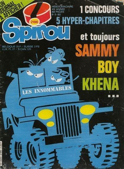 Le journal de Spirou 2186 - 2186