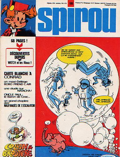 Le journal de Spirou 1865 - 1865