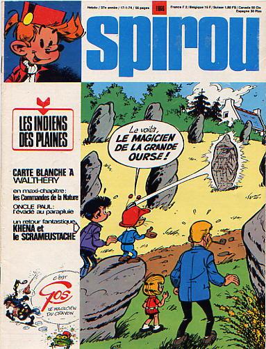 Le journal de Spirou 1866 - 1866