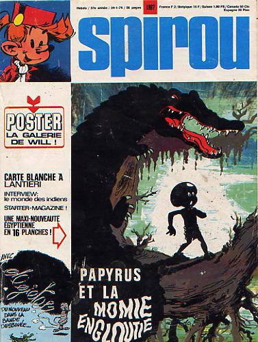 Le journal de Spirou 1867 - 1867