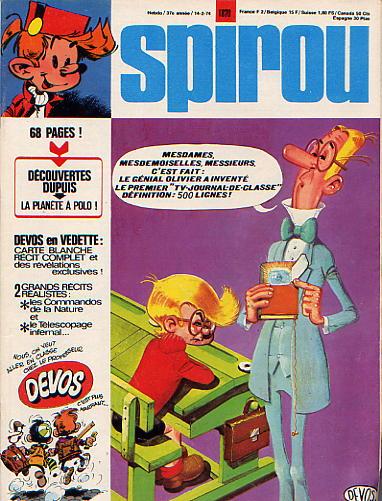 Le journal de Spirou 1870 - 1870