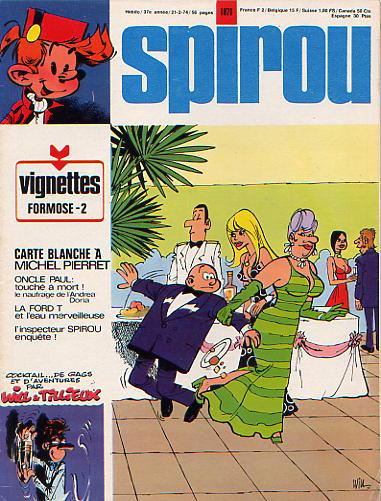 Le journal de Spirou 1871 - 1871