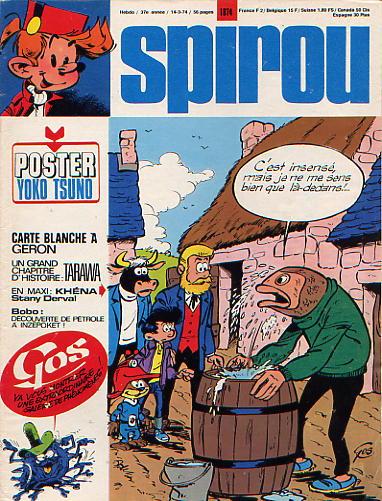Le journal de Spirou 1874 - 1874