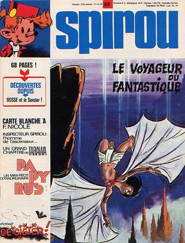 Le journal de Spirou 1878 - 1878