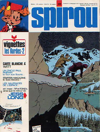 Le journal de Spirou 1879 - 1879