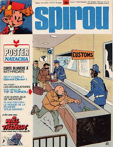 Le journal de Spirou 1889 - 1889