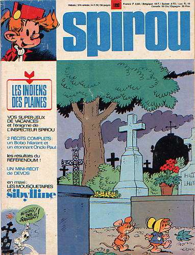 Le journal de Spirou 1890 - 1890